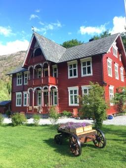 Fiskerhuset in all its glory